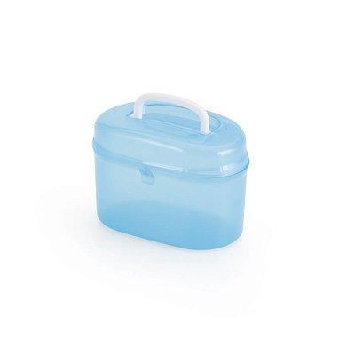Mini Maleta Baú -  Azul