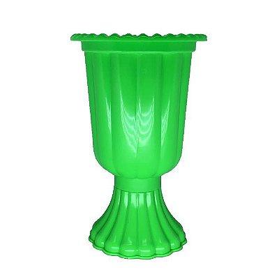 Vaso Grego - Verde Solido Neon