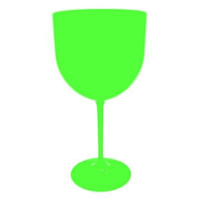 Taça Gin 580ml - Verde Neon