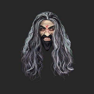 Máscara Latéx  Halloween - Roqueiro - Somente Máscara
