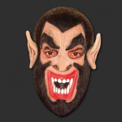 Máscara Látex Halloween - Homem Lobo