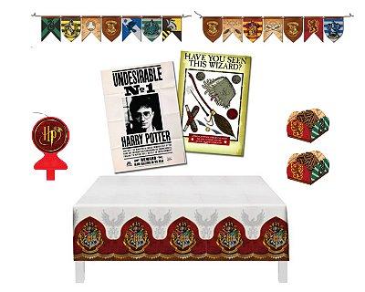 Kit Decoração de Festa Harry Potter 6