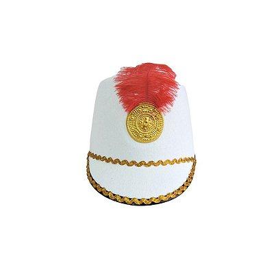 Chapéu Paquita - Branco