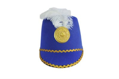 Chapéu Paquita - Azul