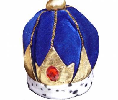 Chapéu Rei - Azul