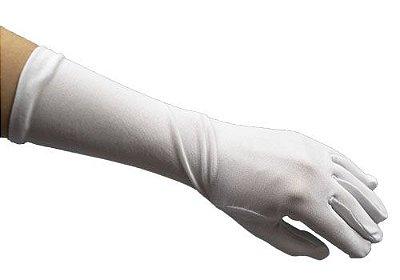 Luva - Branca - 30 cm