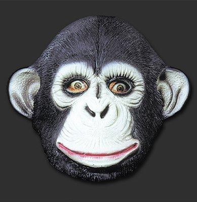 Máscara Latex Carnaval - Chimpanze
