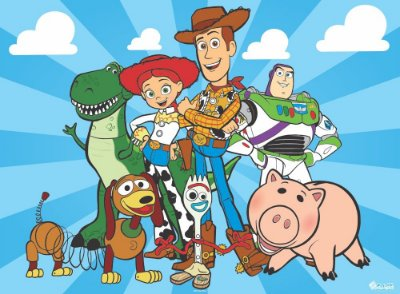 Painel Grande TNT - Toy Story
