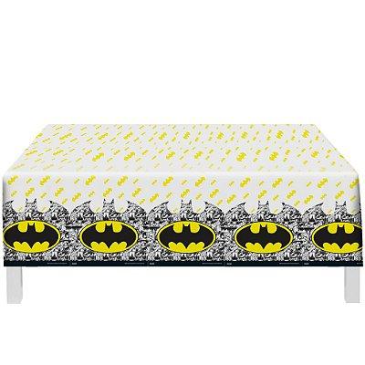 Toalha De Mesa Festa Batman - 01 unidade