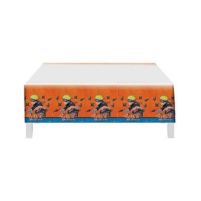 Toalha De Mesa Festa Naruto - 01 unidade