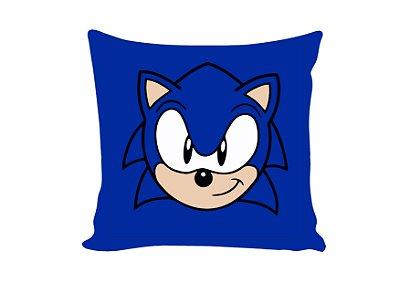 10 Almofadas para Lembrancinha - Sonic Festa 15 x 20