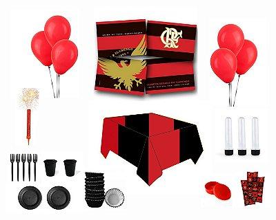 Kit Decoração Especial - Flamengo
