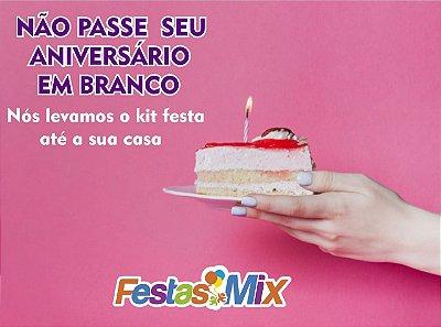 Kit Festa Mario e Rose + Motoby Olaria