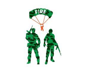 Kit Silhueta - Free Fire