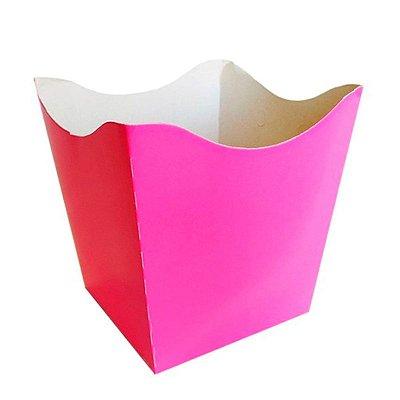 Cachepot Neon Rosa Pink - 10 unidades