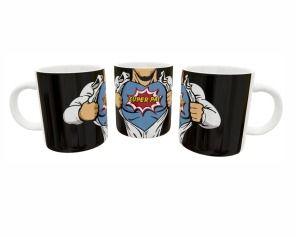 Caneca Cerâmica - Dia dos Pais - Super Pai