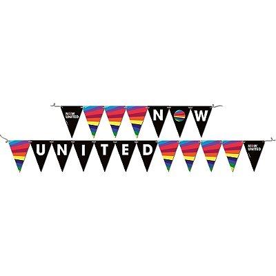 Faixa Decorativa - Now United