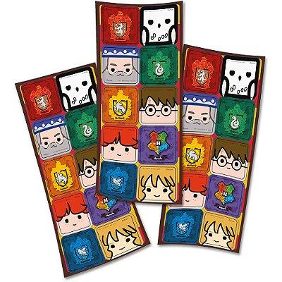 Adesivo Quadrado - Harry Potter Kids - 30 und