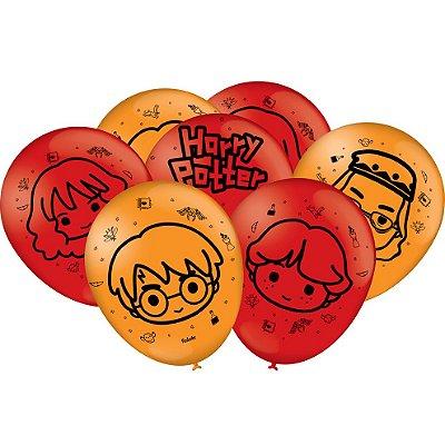 Balão Harry Potter Kids - 9 Polegadas - 25 unidades
