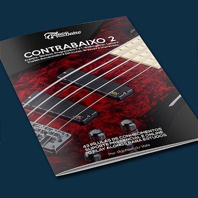Método Contrabaixo 2 + Manual do Professor