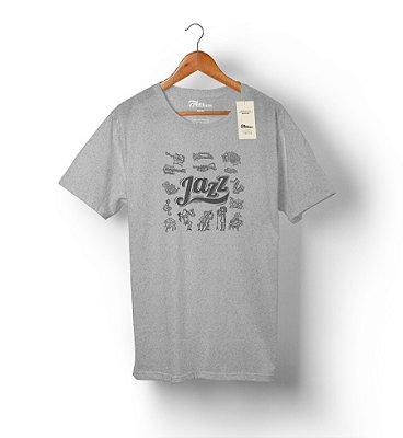 Camiseta Jazz 1