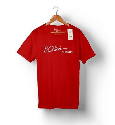Camiseta - Marcas - BCRich Guitars