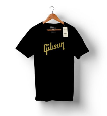 Camiseta - Marcas - Gibson 1