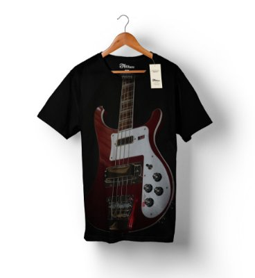 Camiseta Full Print - Rickenbacker 1