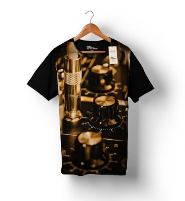 Camiseta Full Print - Knobs