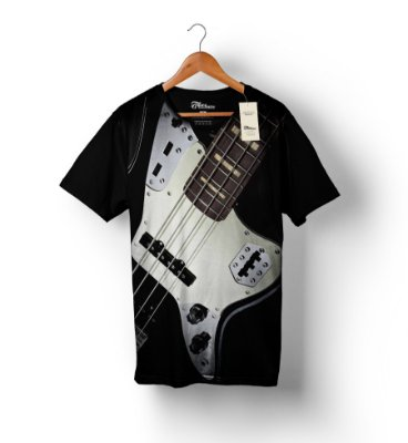 Camiseta Full Print - Bass 2