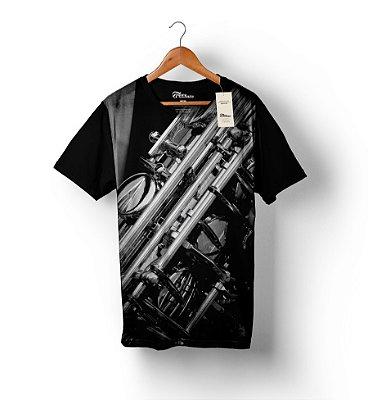 Camiseta Full Print - Sax 1