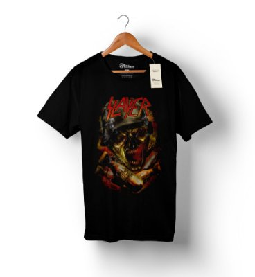 Camiseta Full Print - Slayer 1