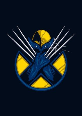 Quadro - Wolverine 1 - 20 X 30