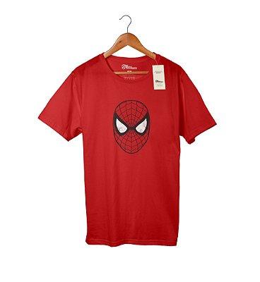 Camiseta - Homem Aranha Face Vintage