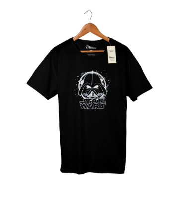 Camiseta - Darth Face