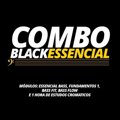 Combo BlackEssencial