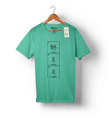 Camiseta Bass Química