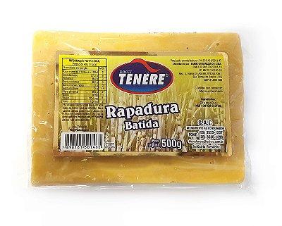 RAPADURA BATIDA 500g - DOCES TENÉRE