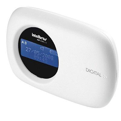 Teclado LCD XAT-2000 para Centrais Alarme Monitorado - Intelbras