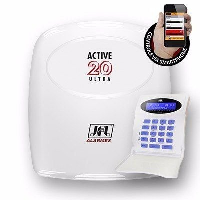 Central de Alarme Active 20 Ultra