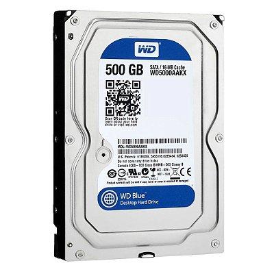 HD 500Gb WD Caviar Blue