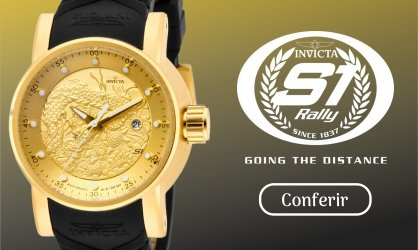 Invicta Yakuza S1 Rally