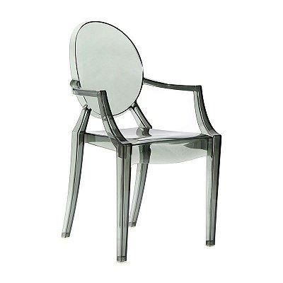 Cadeira Sophia em PC c/ braço