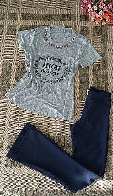 225 | T-Shirt mescla