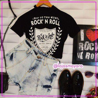 Cropped Rock'n Roll