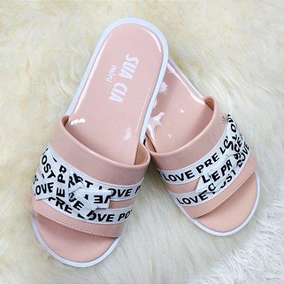 Slide Sua Cia Mini Fita Love
