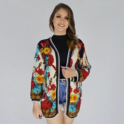 Kimono Estampado Paty