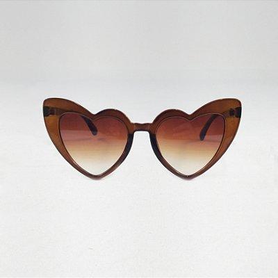 Óculos Escuro Coração