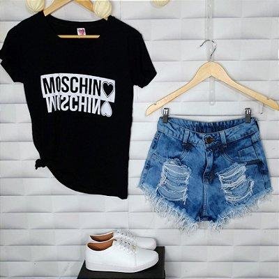 T-Shirts MOSCHIN