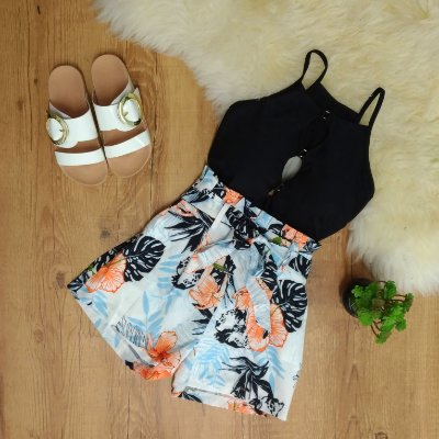 Shorts Miss Floral